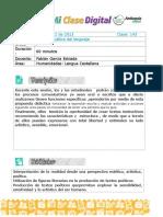 Plan de clase Octubre 22 de 2015. Función poética del lenguaje. grado 7 (3).docx