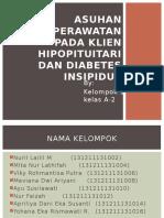 Asuhan Keperawatan Pada Klien Hipopituitari Dan Diabetes Insipidus