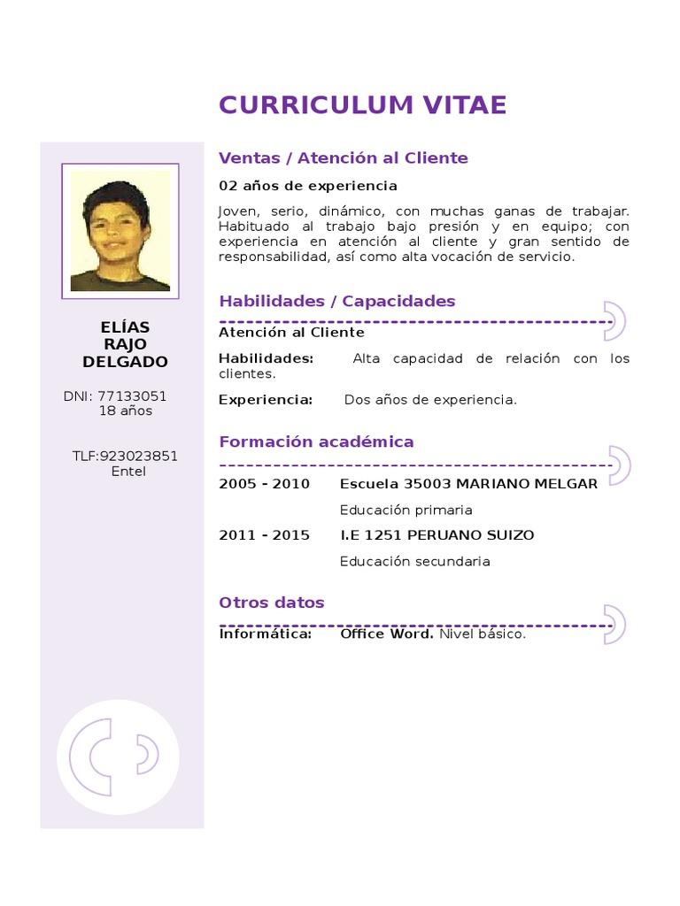 Cv Elias Doc