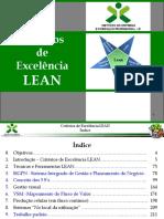 Critérios de Excelência LEAN-Isabel Pereira