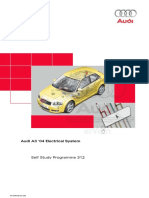 SSP-Nr 312  AUDI A3 ´04 - Electrical System