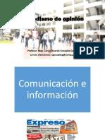 Periodismo de Opinión (Ppt 08.03.17)