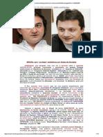 BRASIL Com Juristas Midiáticos Pró Golpe de Estado