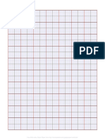 Graph Paper A4
