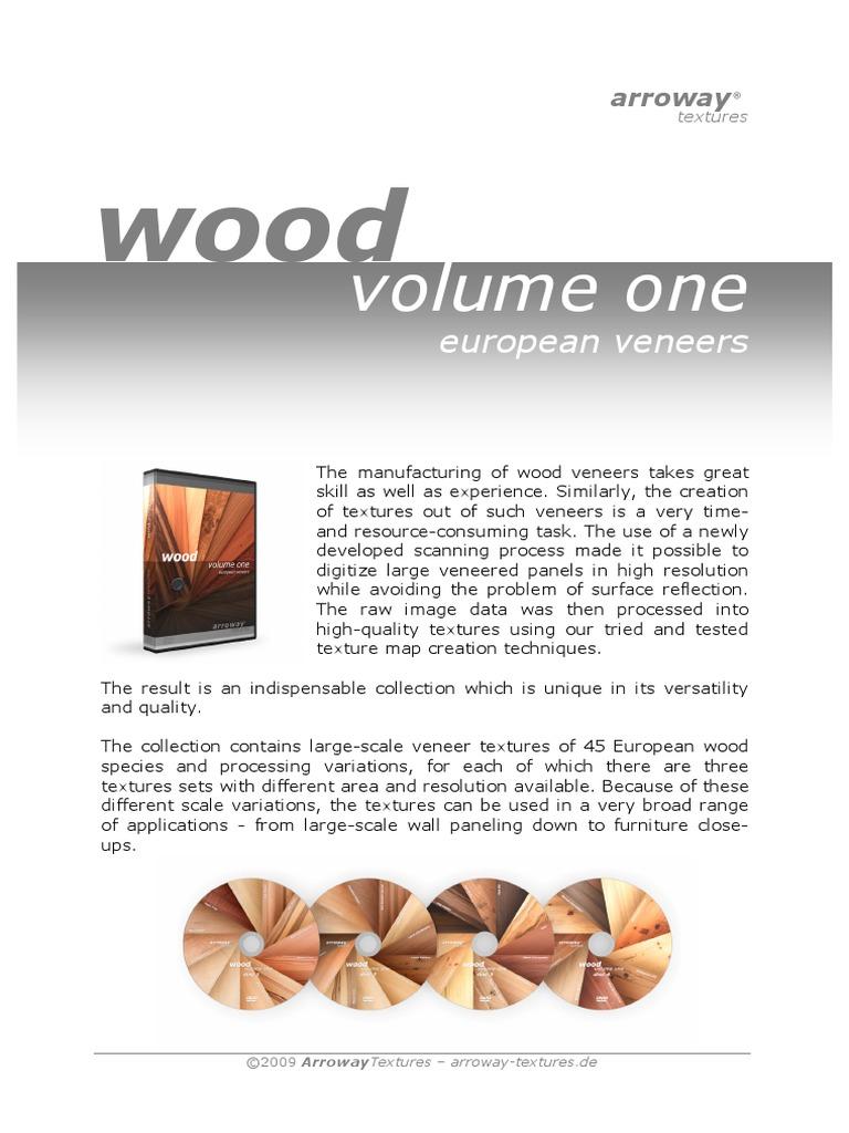 Catalog Arroway Textures Wood Volume One En Pdf