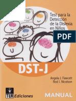 Manual detección dislexia DTSJ
