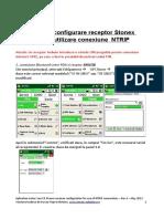 Tutorial Stonex SurvCe Conectare NTRIP S7_S8_S9III