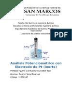electrodo inerte