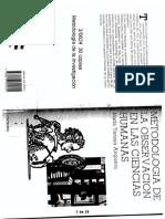 Anguera - Metodología de La Observación 1 2 Y 8 (1)