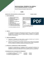 Metodologia de La Investigación- Lilly Palomino 2017-1