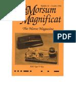 Morsum Magnificat-MM36