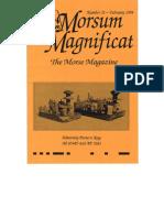 Morsum Magnificat-MM32