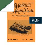 Morsum Magnificat-MM35