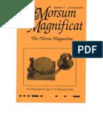 Morsum Magnificat-MM37