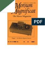 Morsum Magnificat-MM48