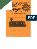 Morsum Magnificat-MM50