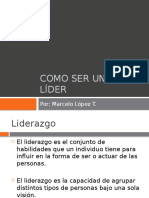 Modelo de Liderazgo