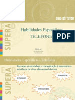 Aula 9_Habilidades Especificas - Telefonia