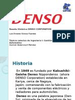 Reseña Histórica Denso Corporation