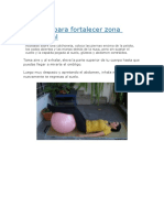 Beneficios Del Pilates Con Fitball