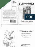 Osterhammel Colonialism
