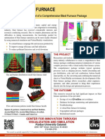 Blast Furnace Development of a Comprehensive Blast Furnace Package Rev2015
