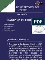 Diagrama Ishikawa_Grupo #8