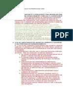 Resumo Histologia e Histopatologia Oral Uniararas