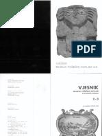 Vjesnik Muzeja Pozeske Kotline 2-3