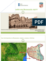 Terremoto 1977 Rumania