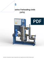 R7 AuraMarine Preheating Unit