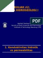 2.Media Hidrogeologi i
