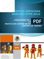 Norma Oficial Mexicana Nom 002 Stps 2010