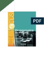 Focus Grammaire Livre Corriges 233