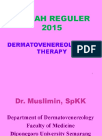 Kuliah 2 Dermato Terapi 2015