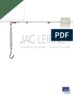 Cuadernillo Jac Leirner