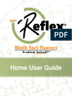 reflex home user guide