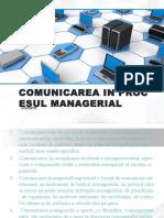 Comunicarea in Procesul Managerial