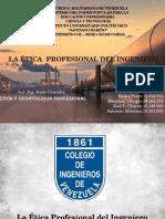 Etica y Deontologia Slideshare