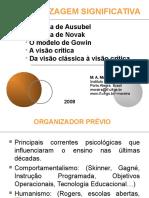 Aprendizagem Significativa Português VERSÃO 2
