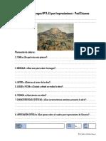 Lectura de Imagen 3 Postimpresionismo Cezanne