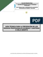 Guia Minas y Canteras