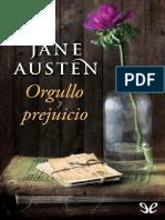 Orgullo y prejuicio - Jane Austen.pdf