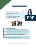 6 Factores de Selección PSU