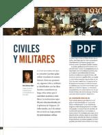Civiles y Militares - M D Bejar