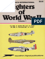 Aerodata International Fighters WWII