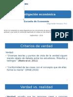 Investigacion Económica