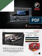 HF Audio Catalogo