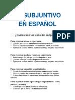 el subjutivo en español..docx