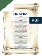 Himno a Huacho